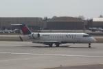 すやまさんが、ミネアポリス・セントポール国際空港で撮影したスカイウエスト CL-600-2B19 Regional Jet CRJ-440の航空フォト(写真)