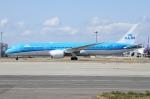 Wings Flapさんが、関西国際空港で撮影したKLMオランダ航空 787-9の航空フォト(写真)