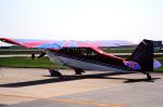 チャーリーマイクさんが、岩国空港で撮影した日本個人所有 8KCABの航空フォト(写真)