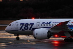 新海 元さんが、熊本空港で撮影した全日空 787-881の航空フォト(写真)