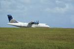CLIP@h.s.さんが、グアム国際空港で撮影したコンチネンタル・エキスプレス ATR 42-320Fの航空フォト(写真)
