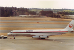 JA8037さんが、成田国際空港で撮影した日本航空 DC-8-62AFの航空フォト(写真)