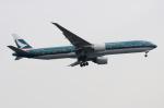 sr3600さんが、羽田空港で撮影したキャセイパシフィック航空 777-367/ERの航空フォト(写真)