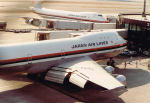 JA8037さんが、成田国際空港で撮影した日本航空 747-246Bの航空フォト(写真)