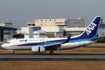 Itami Spotterさんが、伊丹空港で撮影した全日空 737-781/ERの航空フォト(写真)