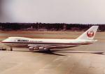 JA8037さんが、成田国際空港で撮影した日本航空 747-246F/SCDの航空フォト(写真)