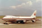 JA8037さんが、羽田空港で撮影した日本航空 747SR-46の航空フォト(写真)