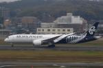 Semirapidさんが、福岡空港で撮影したニュージーランド航空 787-9の航空フォト(写真)