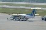 うすさんが、那覇空港で撮影した琉球エアーコミューター DHC-8-103Q Dash 8の航空フォト(写真)