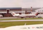 JA8037さんが、羽田空港で撮影した日本航空 727-46の航空フォト(写真)