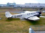 まいけるさんが、ミュンヘン・フランツヨーゼフシュトラウス空港で撮影したルフトハンザドイツ航空 Ju 52/3mの航空フォト(写真)