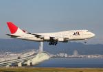 PGM200さんが、関西国際空港で撮影した日本航空 747-446の航空フォト(写真)