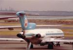 JA8037さんが、羽田空港で撮影した全日空 727-281/Advの航空フォト(写真)