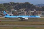 Semirapidさんが、福岡空港で撮影した大韓航空 777-3B5/ERの航空フォト(写真)