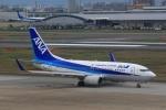 Semirapidさんが、福岡空港で撮影した全日空 737-781の航空フォト(写真)