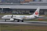 Semirapidさんが、福岡空港で撮影した日本航空 737-846の航空フォト(写真)
