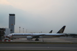 maccha_chaさんが、シンガポール・チャンギ国際空港で撮影したシンガポール航空 777-312/ERの航空フォト(写真)