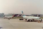 JA8037さんが、羽田空港で撮影した全日空 737-281の航空フォト(写真)