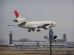 Kuniboさんが、成田国際空港で撮影した日本航空 DC-10-40Dの航空フォト(写真)