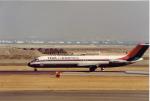 JA8037さんが、羽田空港で撮影した東亜国内航空 DC-9-41の航空フォト(写真)