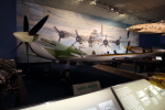 Koenig117さんが、National Air and Space Museumで撮影したイギリス空軍 351 Spitfire F7Cの航空フォト(写真)
