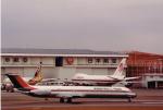 JA8037さんが、羽田空港で撮影した東亜国内航空 MD-81 (DC-9-81)の航空フォト(写真)
