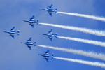 makorigeさんが、函館駐屯地で撮影した航空自衛隊 T-4の航空フォト(写真)