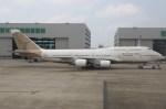 masa707さんが、台湾桃園国際空港で撮影したアトラス航空 747-481の航空フォト(写真)
