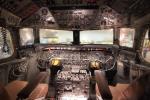 Koenig117さんが、NASMで撮影したアメリカン航空 DC-7の航空フォト(写真)