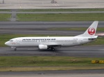 51ANさんが、羽田空港で撮影した日本トランスオーシャン航空 737-4Q3の航空フォト(写真)