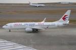 Wings Flapさんが、中部国際空港で撮影した中国東方航空 737-89Pの航空フォト(写真)