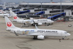 中部国際空港 - Chubu Centrair International Airport [NGO/RJGG]で撮影された日本航空 - Japan Airlines [JL/JAL]の航空機写真