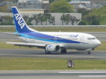 東亜国内航空さんが、伊丹空港で撮影したANAウイングス 737-54Kの航空フォト(写真)