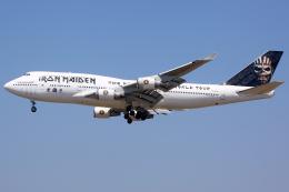 Ryan-airさんが、ロサンゼルス国際空港で撮影したエア アトランタ アイスランド 747-428の航空フォト(写真)