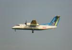 ケロさんが、那覇空港で撮影した琉球エアーコミューター DHC-8-103Q Dash 8の航空フォト(写真)