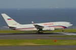 AkilaYさんが、羽田空港で撮影したロシア航空 Il-96-300の航空フォト(写真)