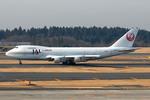 Tomo-Papaさんが、成田国際空港で撮影した日本航空 747-246F/SCDの航空フォト(写真)