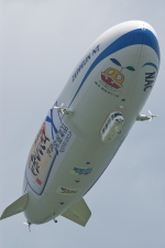 kanadeさんが、川越市内で撮影した日本飛行船 LZN07-100の航空フォト(写真)