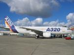 HardRockKoala_Dさんが、トゥールーズ・ブラニャック空港で撮影したエアバス A320-111の航空フォト(写真)