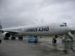 HardRockKoala_Dさんが、トゥールーズ・ブラニャック空港で撮影したエアバス A340-642の航空フォト(写真)
