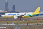 JA8961RJOOさんが、成田国際空港で撮影したセブパシフィック航空 A320-214の航空フォト(写真)