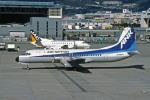 Gambardierさんが、伊丹空港で撮影したエアーニッポン YS-11-102の航空フォト(写真)