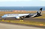中部国際空港 - Chubu Centrair International Airport [NGO/RJGG]で撮影されたニュージーランド航空 - Air New Zealand [NZ/ANZ]の航空機写真
