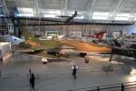 Koenig117さんが、ワシントン・ダレス国際空港で撮影したアメリカ空軍 F-105D Thunderchiefの航空フォト(写真)