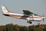 (`・ω・´)さんが、調布飛行場で撮影したアイベックスアビエイション 172P Skyhawk IIの航空フォト(写真)