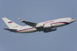 Tomo-Papaさんが、羽田空港で撮影したロシア航空 Il-96-300の航空フォト(写真)
