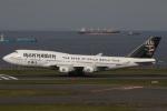 たみぃさんが、羽田空港で撮影したエア アトランタ アイスランド 747-428の航空フォト(写真)