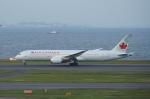 pringlesさんが、羽田空港で撮影したエア・カナダ 787-9の航空フォト(写真)