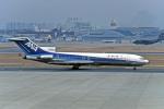 Gambardierさんが、名古屋飛行場で撮影した全日空 727-281/Advの航空フォト(写真)