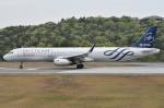 ぶる~すかい。さんが、広島空港で撮影した中国東方航空 A321-231の航空フォト(写真)
